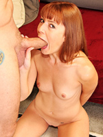 Pussy Cum Shot
